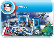 Police - Fire & Rescue - Hospital