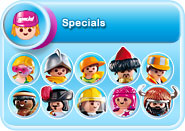 Specials/Add-ons