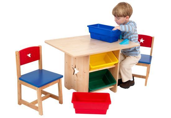 Star Table Chair Set