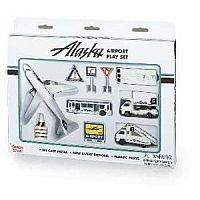 Alaska Airlines 12 Piece Set