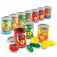 Counting Cans 1-10