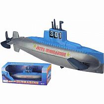 Auto Diving Wind Up Submarine
