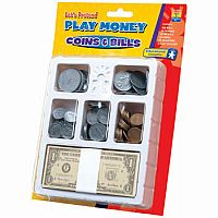 Let's Pretend Play Money