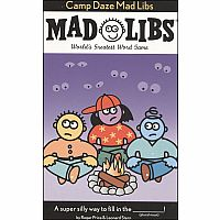 Mad Libs - Camp Daze