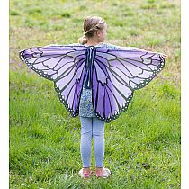 Butterfly Wings- Dark Purple