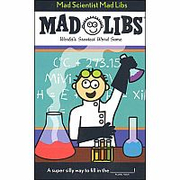 Mad Libs - Mad Scientist