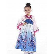 Asian Princess Dress Med