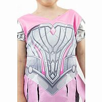 WARRIOR PRINCESS DRESS LG