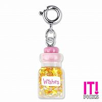 CHARM IT WISHES BOTTLE CHARM