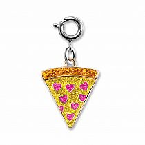 CHARM IT GLITTER PIZZA CHARM