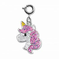 CHARM IT GLITTER UNICORN CHARM