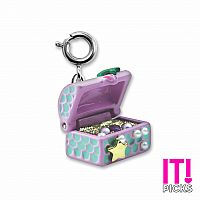 CHARM IT MERMAID TREASURE CHEST CHARM
