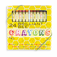 Brilliant Bee Crayons