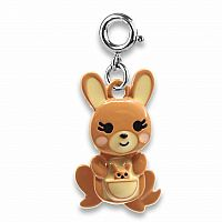 CHARM IT SWIVEL KANGAROO CHARM