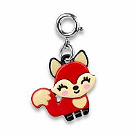 CHARM IT RED FOX CHARM