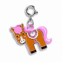 CHARM IT PRINCESS PONY CHARM