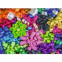 Colorful Ribbons 500pc Puzzle