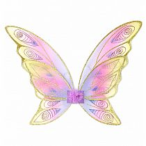 Fairy Glitter Rainbow Wings