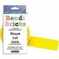 Bendi Bricks Double Roll - Yellow