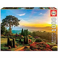 Beautiful Garden 1000pc Puzzle