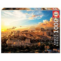 Acropolis of Athens 1000pc Puzzle
