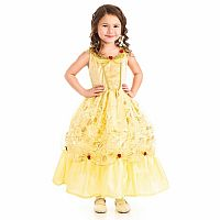 Deluxe Yellow Beauty Dress Med