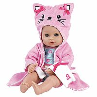 Adora BathTime Kitty 13""