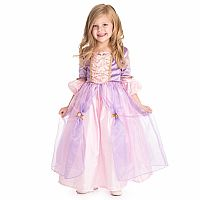 Deluxe Rapunzel Dress Lg
