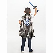 Adventure Knight Cape and Sword