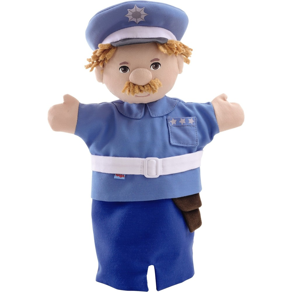 Policeman Puppet Over The Rainbow