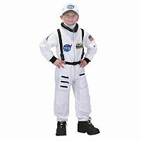 Jr. Astronaut Suit 4-6