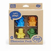 Green Toys Character Pack 4-Pack