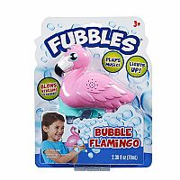 Fubbles Bubble Flamingo