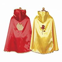 REVERSIBLE SNOW WHITE/BELLE CAPE