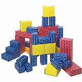 40pc Cardboard Blocks Set