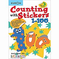 KUMON COUNTING W STICKERS