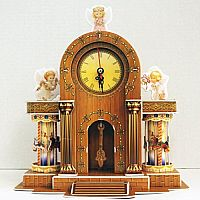 3D Table Clock Puzzle