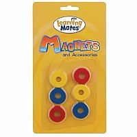 6 Ring Magnets