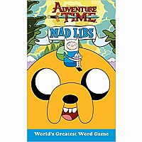 Mad Libs - Adventure Time