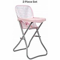 HIGH CHAIR PINK