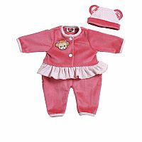 Adora Baby Doll Pink Monkey Outfit