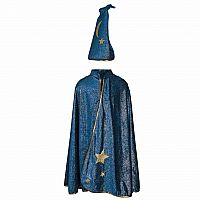STARRY NIGHT WIZARD CAPE/HAT