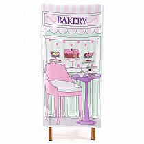 Bakery Shop Chair Cover