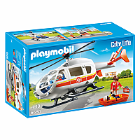 Emergency Medical Helicopter