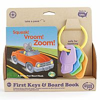 First Keys & Board Book