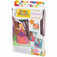 Sticky Mosaics - Travel Pack - Princess
