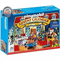 PM ADVENT CALENDAR TOY STORE