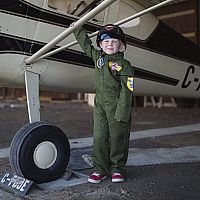 PILOT JUMPSUIT SET