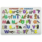 Alphabet Animals Placemat