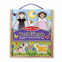 Best Friends Magnetic Dress-up Set